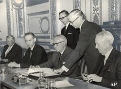 NPT Signing