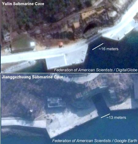 موسوعة سلاح الغواصات الصينيه  Hainan-cave_tn
