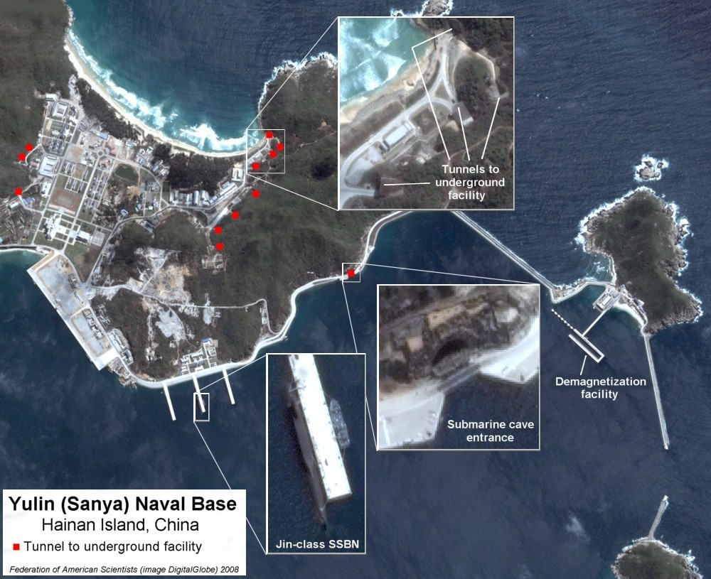 New Chinese SSBN Deploys to Hainan Island – Federation Of American